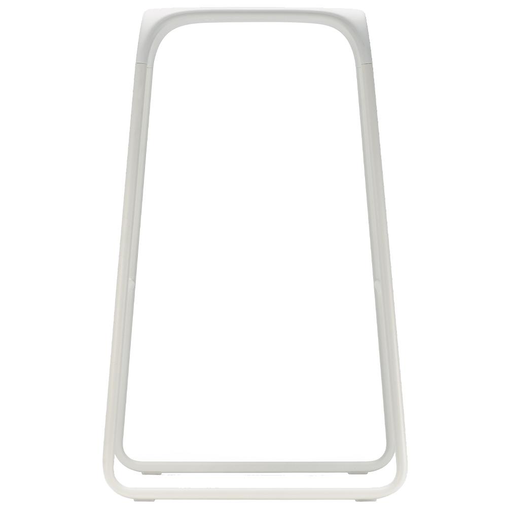 640H | White Seat | White Frame